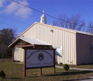 Vida a Las Naciones Iglesia del Nazareno