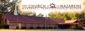 Marshall Community Church – A Church of the Nazarene